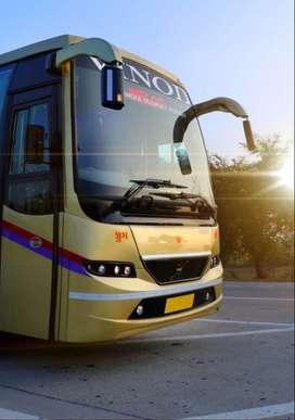 Eicher Volvo body brand new bus