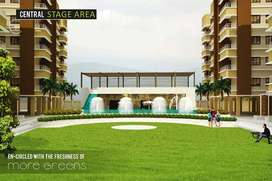 2 BHK 1010 SF Flat in Matigara for sale