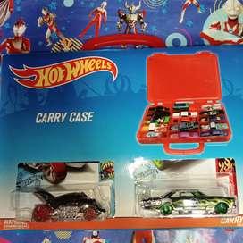 Hotwheels carry case baru inbok aja kaka