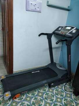 Pro Bodyline Fitness1501 - Foldable Home Treadmill