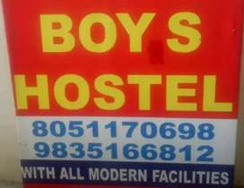 Working Boys Hostel with all Modern Facilities