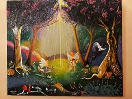 """"""" ENCHANTED FOREST """""""