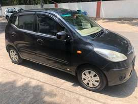 Black Colour i10 Car in mint condition with perfert engine