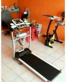 Electrik treadmill Venice 2in1(solo fitness center)TOKO ALAT FITNESS