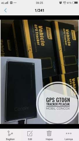 Yuk...aman aset anda dgn pasang GPs tipe GT 06N.