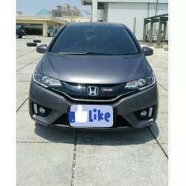 Jazz RS 2015 Matic Grey Full ORI. Surabaya