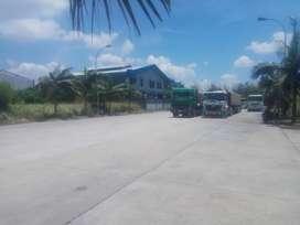 Disewakan kavling di Sentra Niaga, Kota Harapan Indah. Bekasi