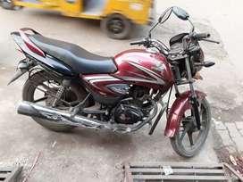 Good condition bike. moradabad registration. recently service