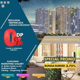 Apartemen di ciledug promo subsidi bungan KPA 3,75%