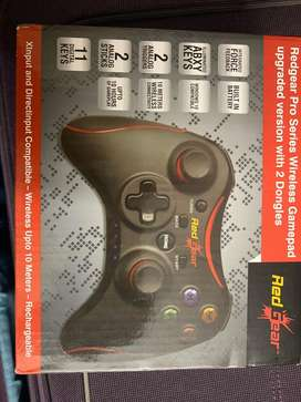 Redgear Pro series wireless gamepad