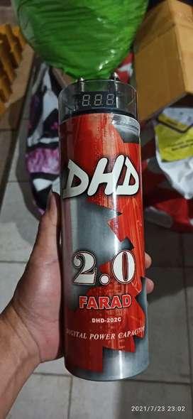 Kapasitor bank DHD