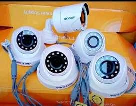 Stock ready pakai kamera CCTV 2mp di Jakarta