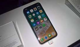 I phone x with (all color) bill and box c.o.da
