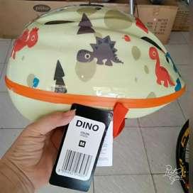 Helm Sepeda Anak Merk Polygon Tipe Dino