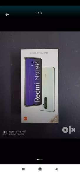 Redmi Note 8 Pro-6 GB/128GB