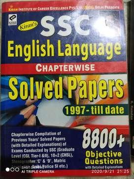 Kirans SSC English language