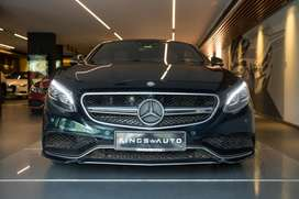Mercedes-Benz S-Class S 63 AMG Coupe, 2016, Petrol