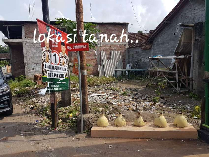 Tanah PAS Dibangun KOST Selatan Alma Ata 350m Jalan Ringroad SF6336 0