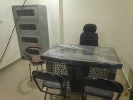 Ready to Move Furnished Office at 3rd Floor