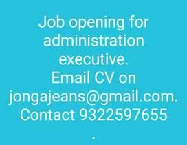 Administration executive