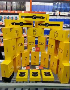 REALME C12 LIMETED OFFERED BOX PACK AVAILABLE C25