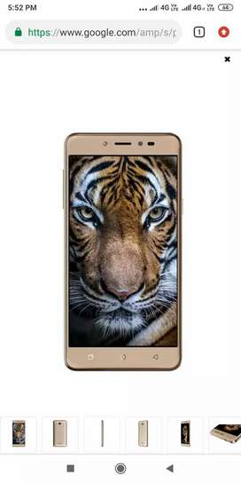 Coolpad mobile note 5 working good condition