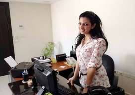 Need front office girl