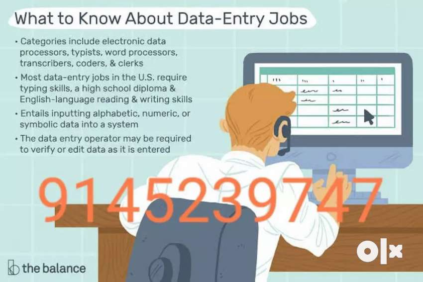 Data typer required as part time full time!! 0