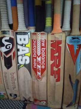 Original used and new cricket bat sale