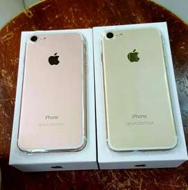 Apple I Phone 7 are available in Good price