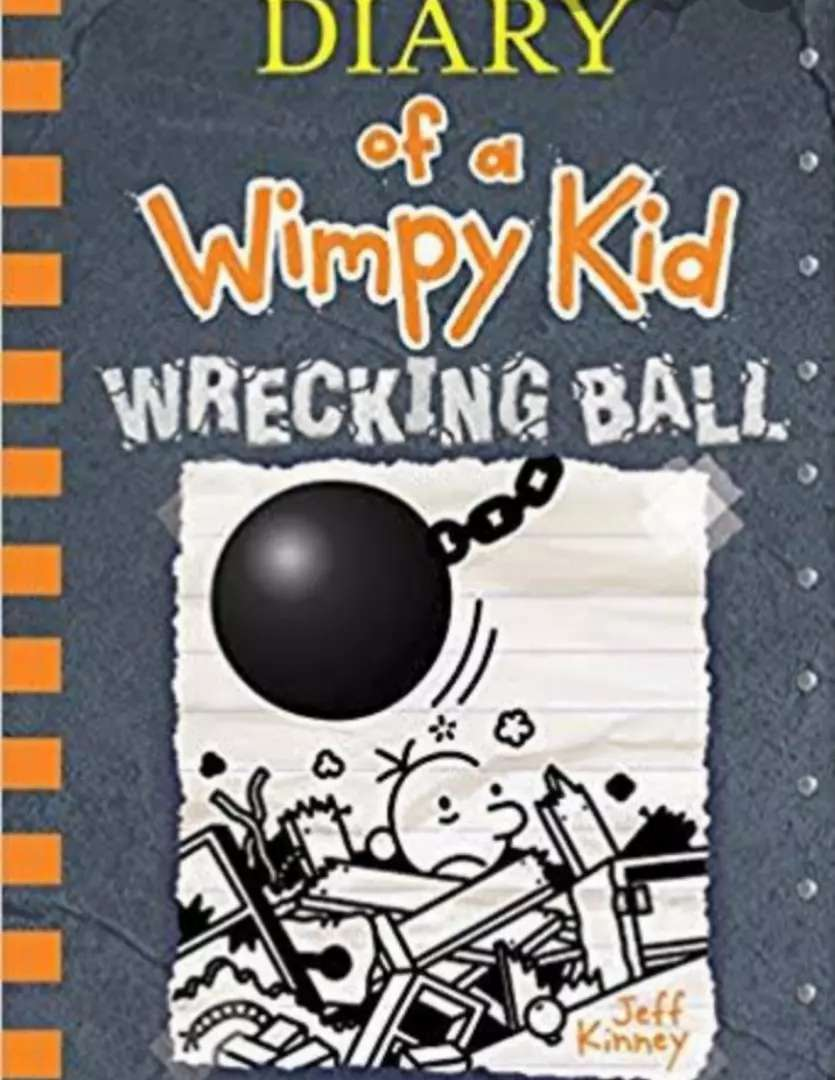 Diary of a Wimpy kid series 0