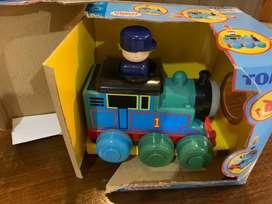 Dijual mainan kereta thomas