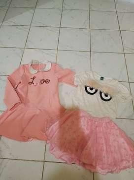 Preloved paket baju anak mumer