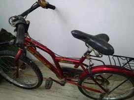 Sun dancer bicycle