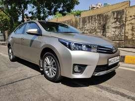 Toyota Corolla Altis VL Automatic Petrol, 2016, Petrol