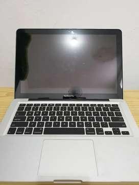 Macbook Pro MD101 2012 Mulus Normal