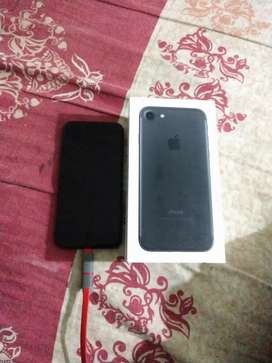iPhone 7 128gb set and box