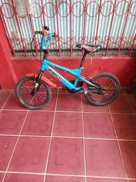 Jual Murah Sepeda Anak Wim Cycle Hot Wheels