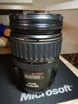 Canon Lens / Lensa 28-135mm f3.5-5.6 IS USM Good Condition