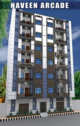DHA Phase.4 Apartment Booking 650 Sqrft