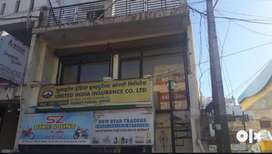 Main road shop for office purpose