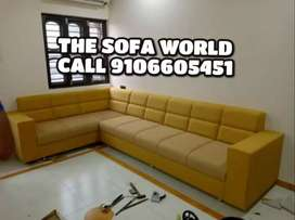 Buy now premium looking sofa with 5 years warranty