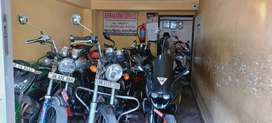 Kolkata number one used bike Diller instant sell Excenge and finance