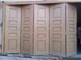 Pintu Press Pabrikasi Sistem Lipat
