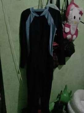 baju renang wanita dewasa lengan panjang uk XL