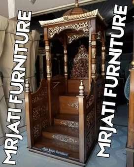 mimbar musholla mimbar masjid