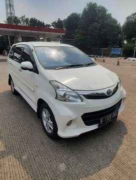 DP 9jt Toyota Avanza Veloz 1.5 AT 2013 Murah