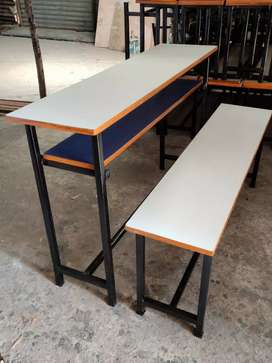 Call  832938.1832 Dual Desk bench in wholesale