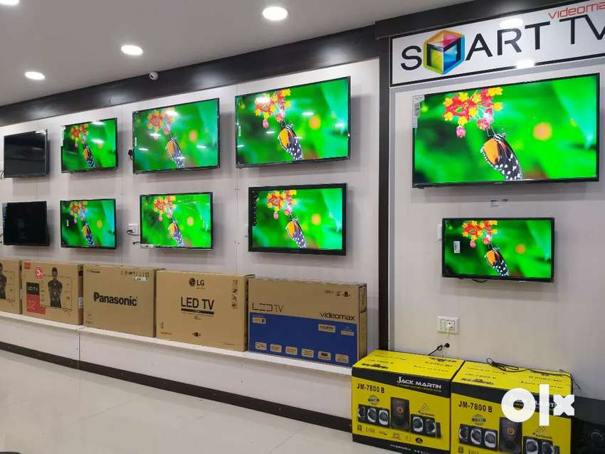 Smart Android LED tv's with home appliance 0