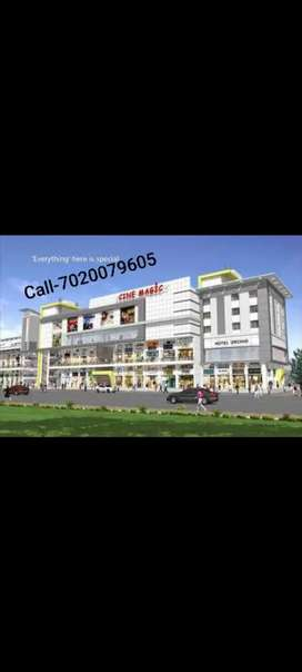 Rented Shop, Flat, Office, Bungalow available Plot for Sell